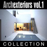 archexteriors vol 1 3d model