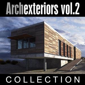 max archexteriors vol 2