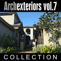 3d archexteriors vol 7 model