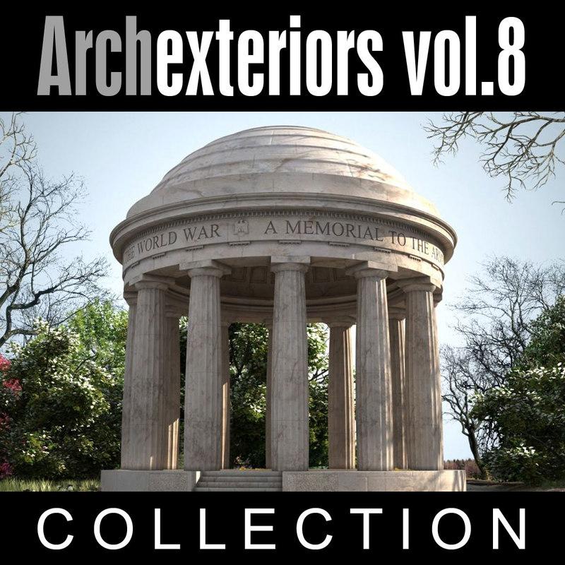 max archexteriors vol 8