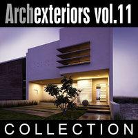 3d archexteriors vol 11