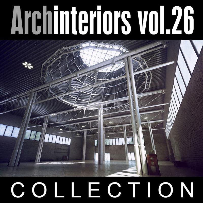 3d archinteriors vol 26