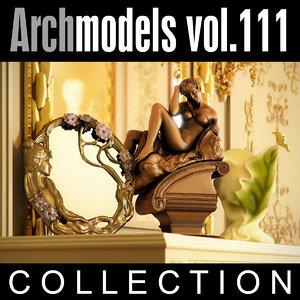 archmodels vol 111 3d model