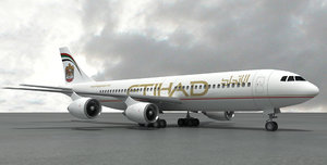 aeroplane aero plane 3d max