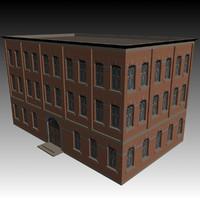 Factory Building 4