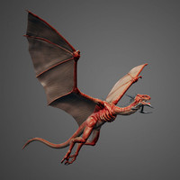 3d zbrush ztl sculpt dragon