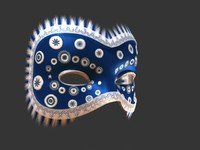 Venetian Carnival Mask 20