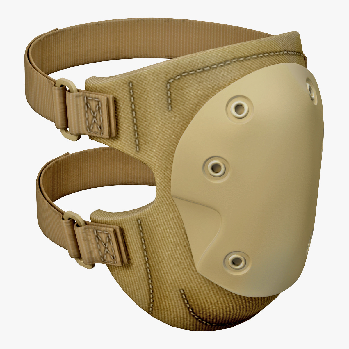 3d military knee