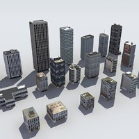 20 City Building Collection 02
