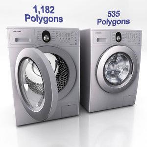3ds washing machine