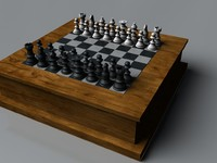 free lwo mode chess board