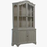 3d unwrapped cabinet bon ton