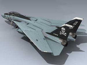 f-14a tomcat vf-84 cag max
