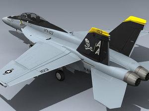 lightwave super hornet cag vfa-103