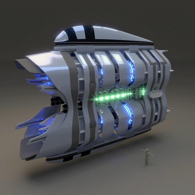 blender sendercorps drive