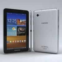 Samsung Galaxy Tab 7.0 Plus White
