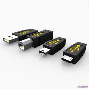 max usb plug