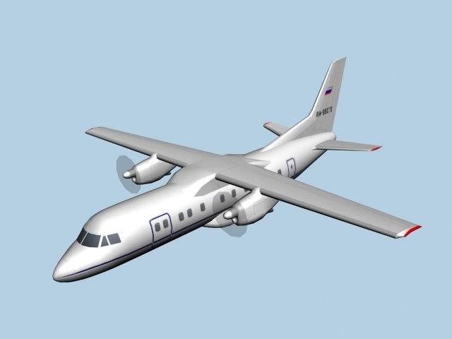 aircraft an-140 max