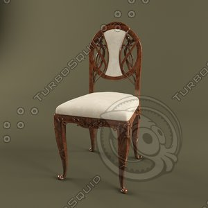 3d chair medea liberty