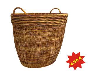max storage basket