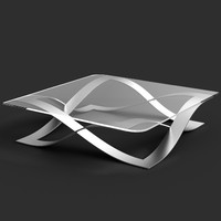 glassport table 3d max