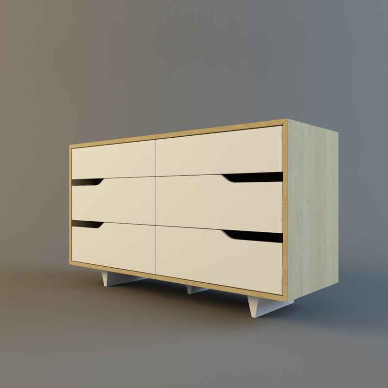 max ikea mendal chest 6