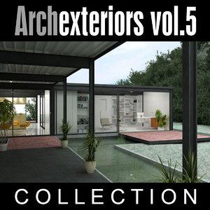 3ds max archexteriors vol 5