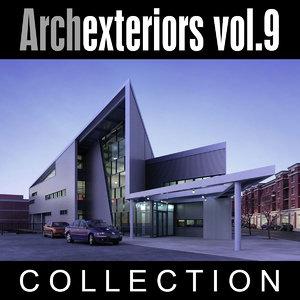 archexteriors vol 9 3d model