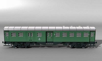 3d german passenger