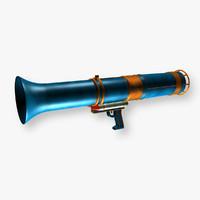 toy bazooka 3d model
