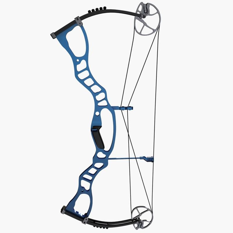 3ds compound bow