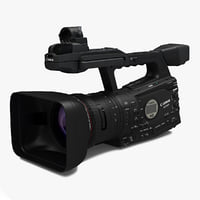 3ds max camcorder canon xf 305
