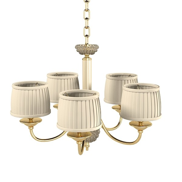 ceiling suspension classic 3d model