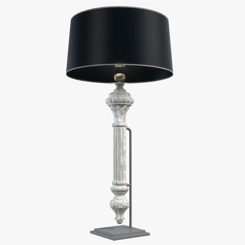 eichholtz lig05973 lamp 3d 3ds