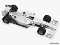 Generic F1 2012 Race Car