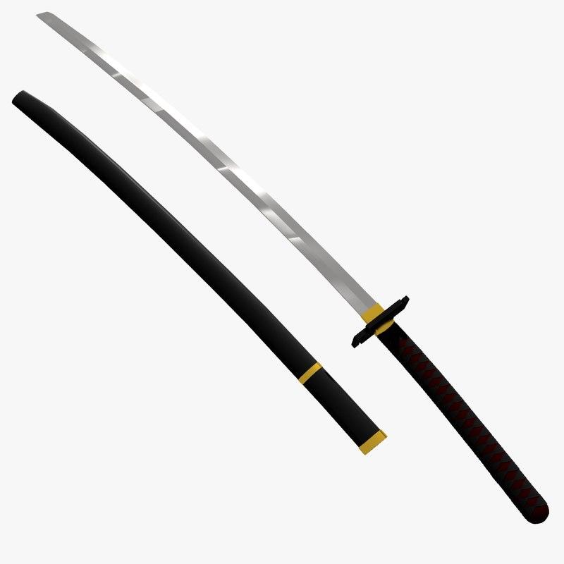 ma ichigo bankai katana sword