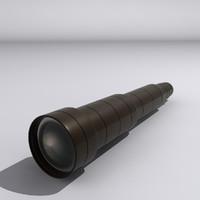 max telescope lens