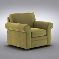 Pottery Barn - Pearce Armchair