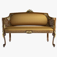 Angelo Cappellini Diderot 2 seat Sofa