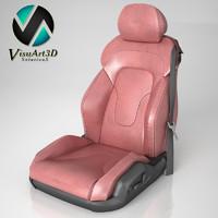 Car Seat Audi TT RS