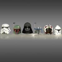 max star wars helmets