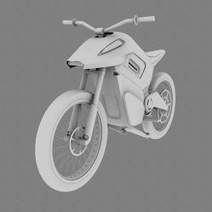 3d env bike