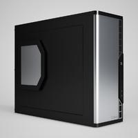CGAxis PC Case