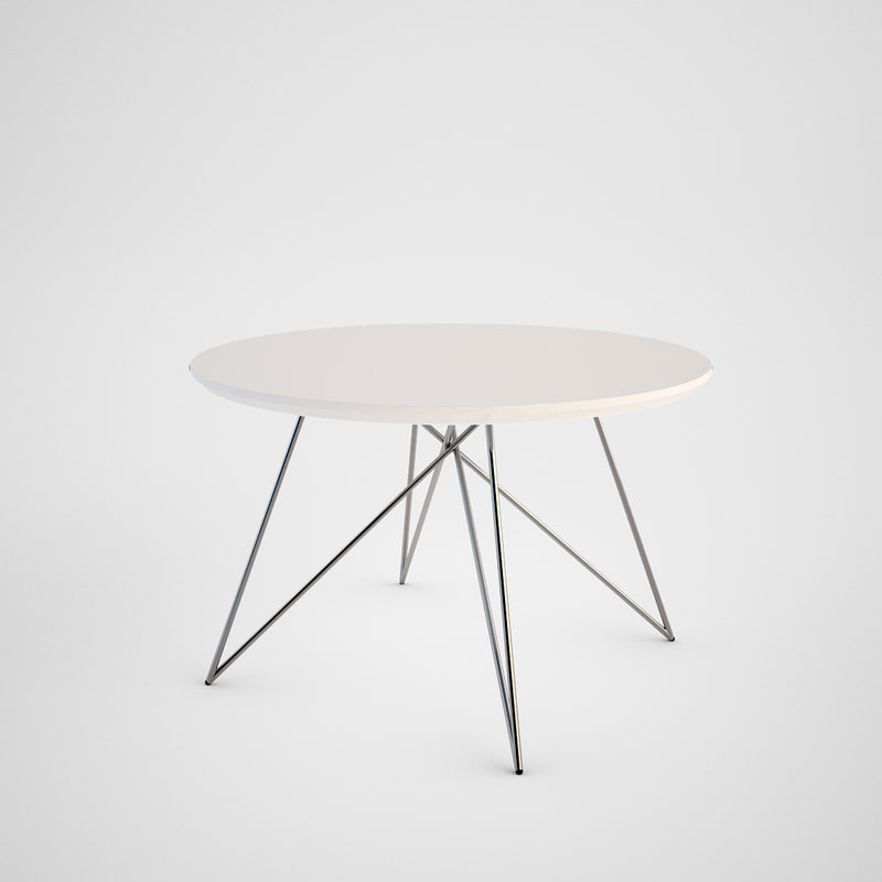 3d model boconcept coffe table