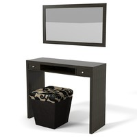 console makup vanity 3ds