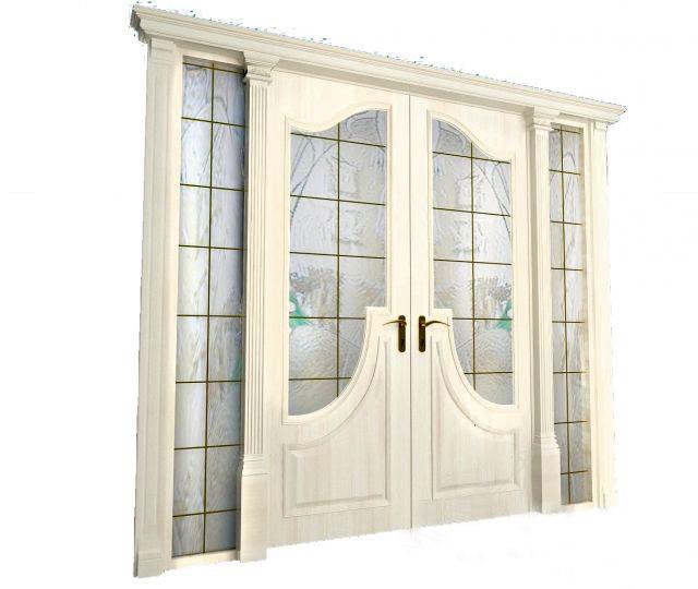 fbx doors double