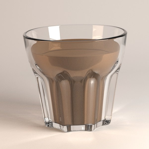 cacao 3d model
