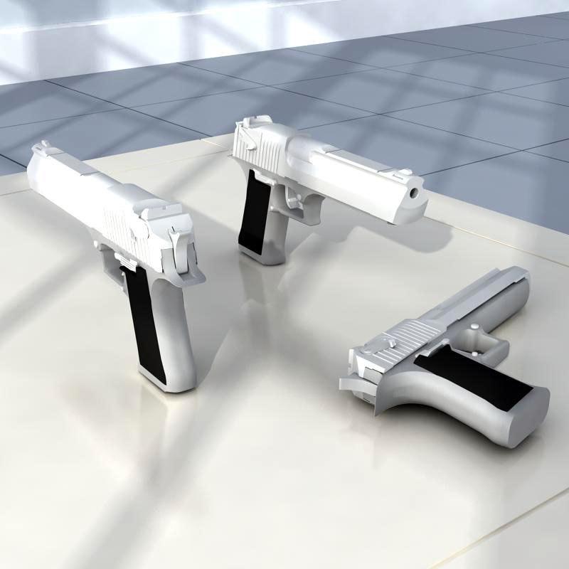 3ds gun hd