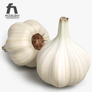 3ds max garlic