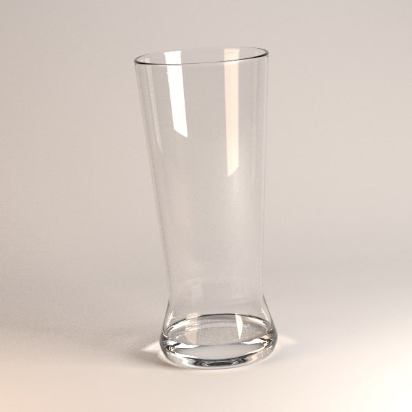 3d model glass